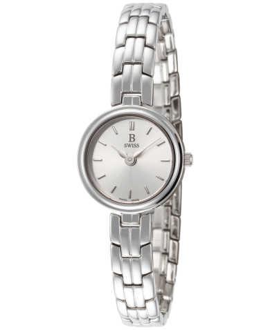 B Swiss by Bucherer Women's Watch 00.90003.08.13.21