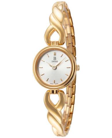 B Swiss by Bucherer Women's Watch 00.90004.10.13.21