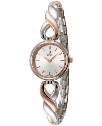 B Swiss by Bucherer Women's Watch 00.90004.35.13.21