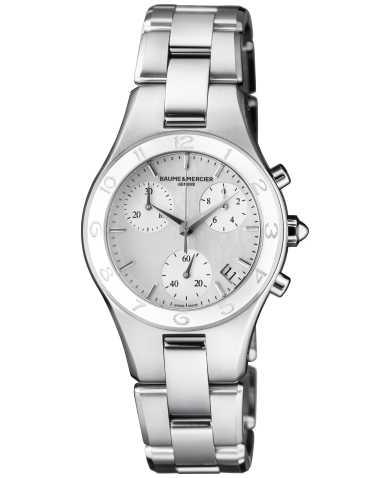 Baume and Mercier Women's Quartz Watch M0A10012