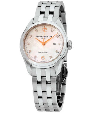 Baume and Mercier Women's Automatic Watch M0A10151
