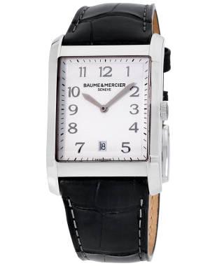 Baume and Mercier Men's Quartz Watch M0A10154