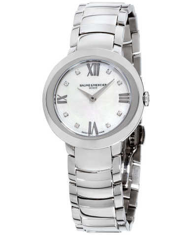 Baume and Mercier Women's Quartz Watch M0A10158