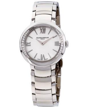 Baume and Mercier Women's Quartz Watch M0A10160