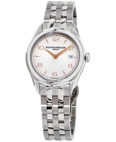 Baume and Mercier Women's Quartz Watch M0A10175