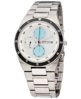 Bering Men's Quartz Solar Watch 34440-707