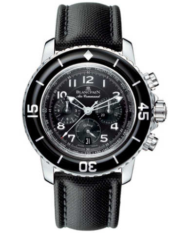 Blancpain Men's Automatic Watch 5885F-1130-52A