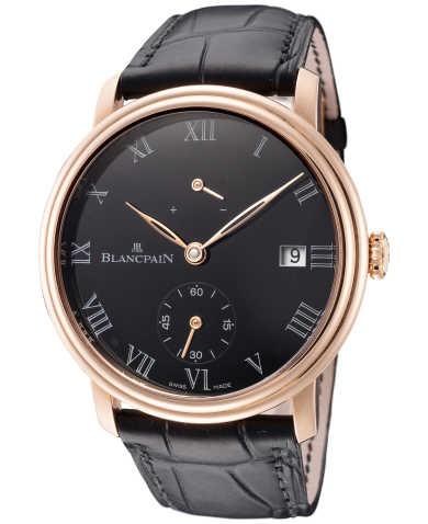 Blancpain Men's Manual Watch 6614-3637-55B