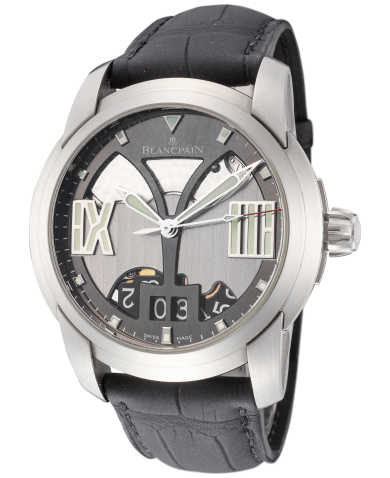 Blancpain L-Evolution Grande Date 8 Days Men's Automatic Watch 8850-11B34-53B