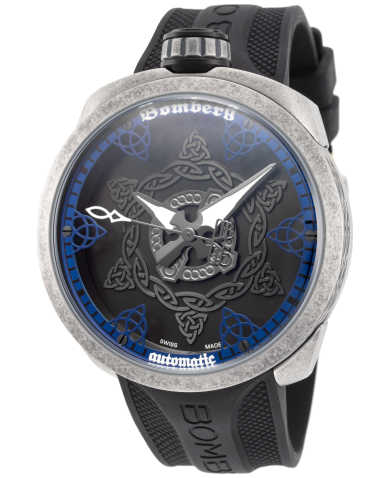 Bomberg Men's Automatic Watch BS45AOSP-057-1-3