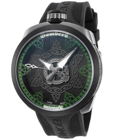Bomberg Men's Automatic Watch BS45AOSP-057-2-3