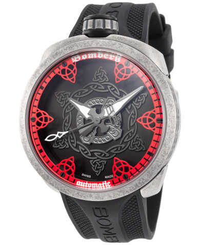 Bomberg Men's Automatic Watch BS45AOSP-057-3-3