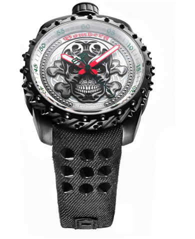 Bomberg Men's Automatic Watch BS45APBA-039-3-3