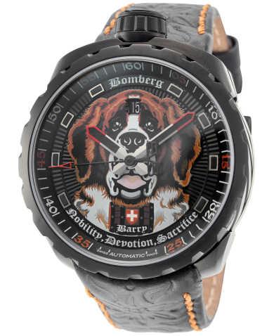 Bomberg Men's Automatic Watch BS45APBA-044-3