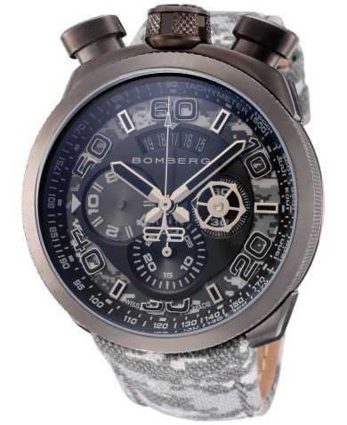 Bomberg Men's Quartz Watch BS45CHPGM-019-3