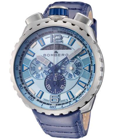 Bomberg Men's Quartz Watch BS45CHSS-050-7-3