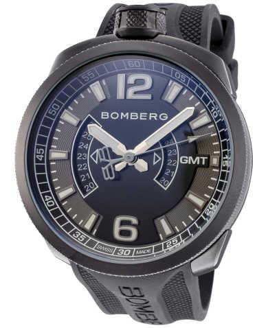 Bomberg Men's Watch BS45GMTPBA-005-3