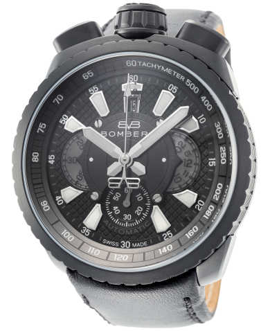 Bomberg Bolt-68 Skull Men's Automatic Watch BS47CHAPBA-021-3