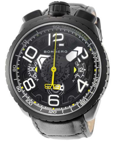 Bomberg Men's Automatic Watch BS47CHAPBA-041-6-3