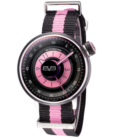 Bomberg Women's Quartz Watch CT38H3PBA-05-2-9