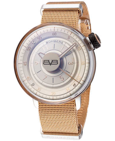 Bomberg Women's Quartz Watch CT38H3PPK-07-2-9