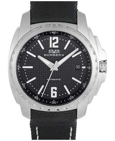 Bomberg Men's Automatic Watch MV39ASS-BA0-1-NBA