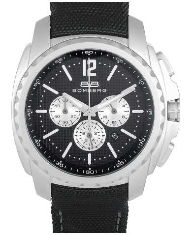 Bomberg Men's Quartz Watch MV44CHPBA-BA0-1-NBA
