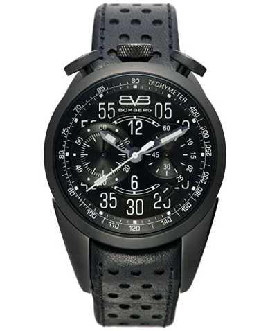 Bomberg Men's Quartz Watch NS39CHPBA-BA0-3-LBA
