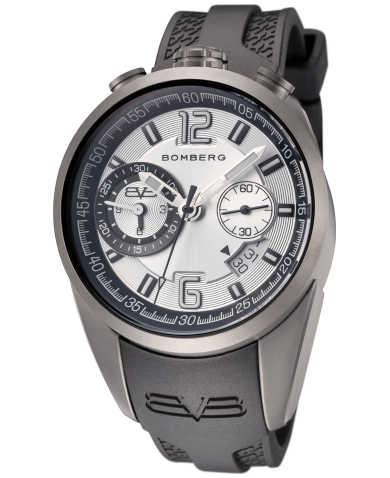 Bomberg Men's Quartz Watch NS39CHPGM-0063-2