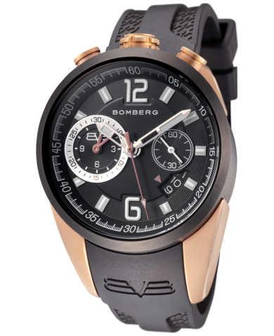 Bomberg Men's Quartz Watch NS39CHTT-0067-2