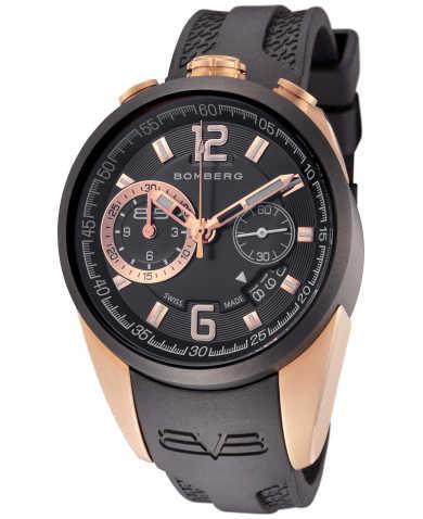 Bomberg Men's Quartz Watch NS39CHTT-0074-2
