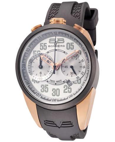 Bomberg Men's Quartz Watch NS39CHTT-0075-2