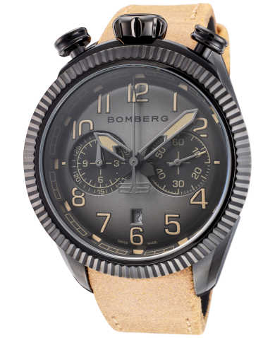 Bomberg Men's Quartz Watch NS44CHPBA-200-9
