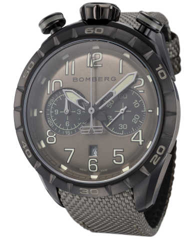 Bomberg Men's Quartz Watch NS44CHPBA-207-9