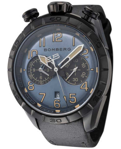 Bomberg Men's Quartz Watch NS44CHPBA-208-9
