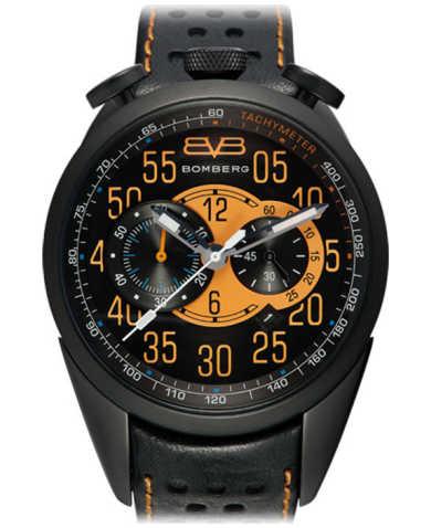 Bomberg Men's Quartz Watch NS44CHPBA-BA0-1-LBA