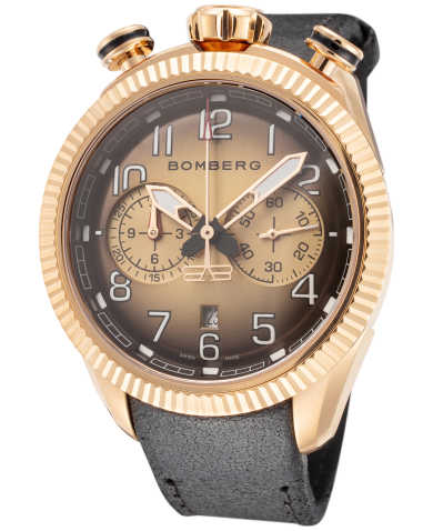 Bomberg Men's Quartz Watch NS44CHPPK-202-9