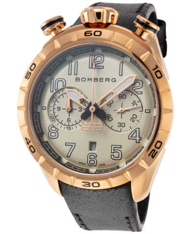 Bomberg Men's Quartz Watch NS44CHPPK-209-9