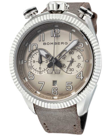 Bomberg Men's Quartz Watch NS44CHSS-201-9