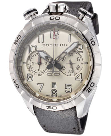 Bomberg Men's Quartz Watch NS44CHSS-205-9