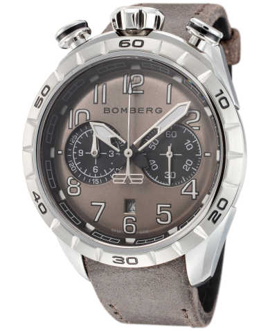Bomberg Men's Quartz Watch NS44CHSS-206-9