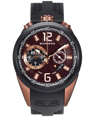 Bomberg Men's Quartz Watch NS44CHTT-0088-2