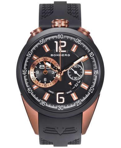 Bomberg Men's Quartz Watch NS44CHTT-0089-2