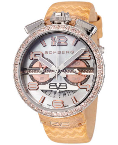 Bomberg Women's Quartz Watch RS40CHSS-25B-3