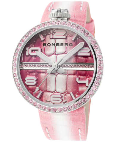 Bomberg Women's Quartz Watch RS40H3SS-157-3