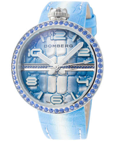 Bomberg Women's Quartz Watch RS40H3SS-160-3