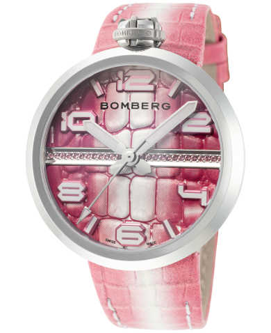 Bomberg Women's Quartz Watch RS40H3SS-199-3