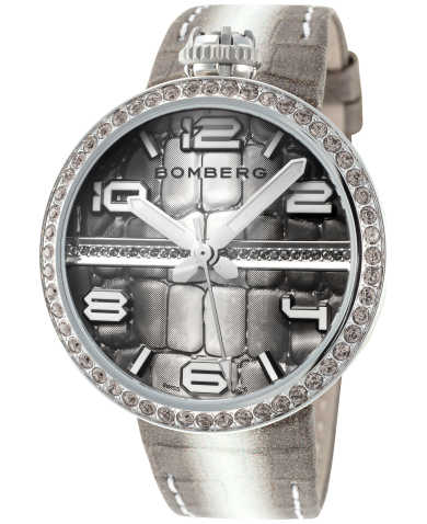 Bomberg Women's Quartz Watch RS40H3SS-203-3