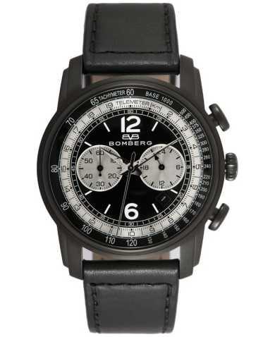 Bomberg Men's Quartz Watch SP42CHPBA-BA0-3-LBA