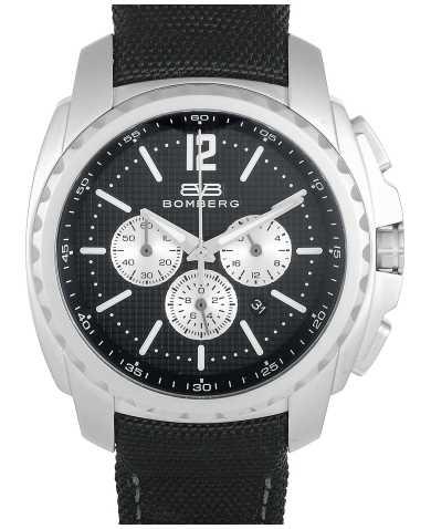 Bomberg Men's Quartz Watch SP42CHPBA-BE0-1-LBA